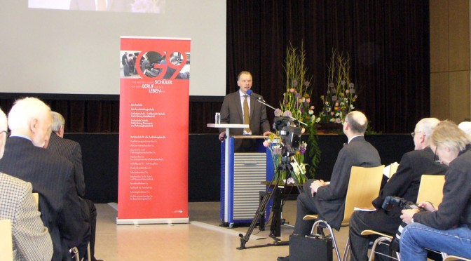 75 Jahre Gewerbeschule Kraftfahrzeugtechnik