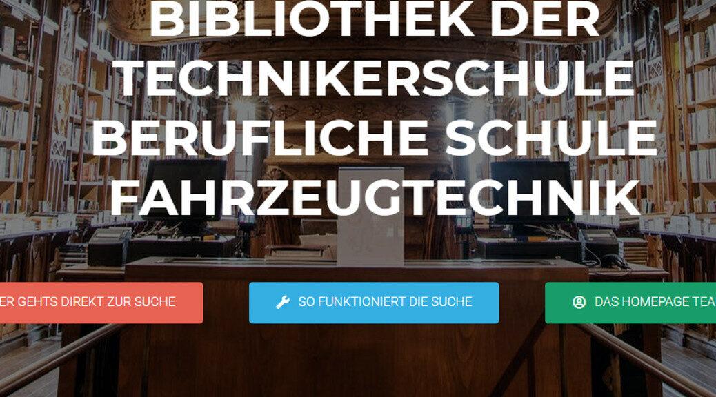 Foto zur Technikerbibliothek