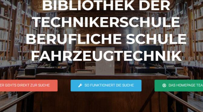 Fachschule Technik mit neuem Online-Angebot