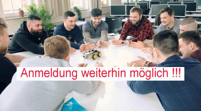 Neuer Imagefilm der Fachschule Technik